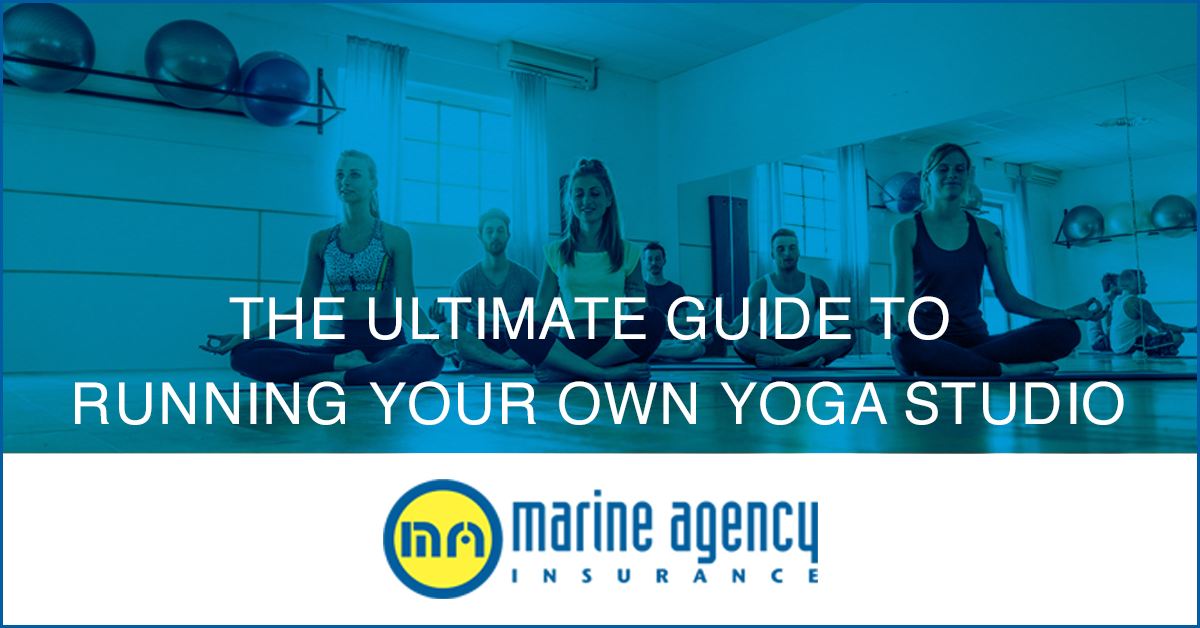 How to Run a Yoga Studio