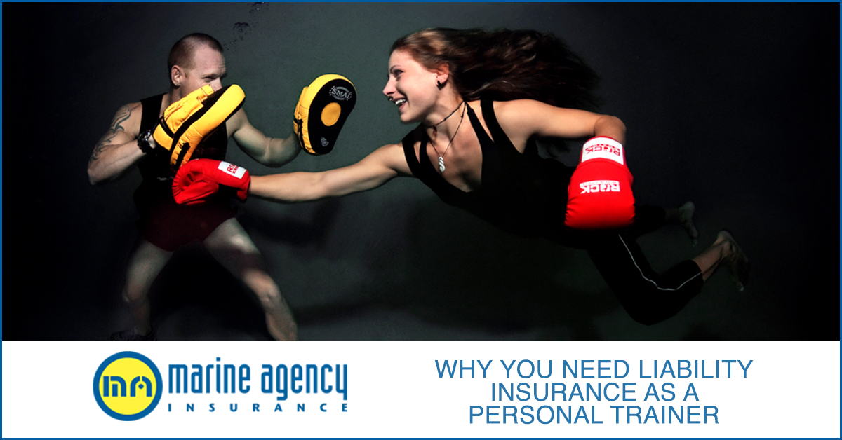 personal trainer liability insurance